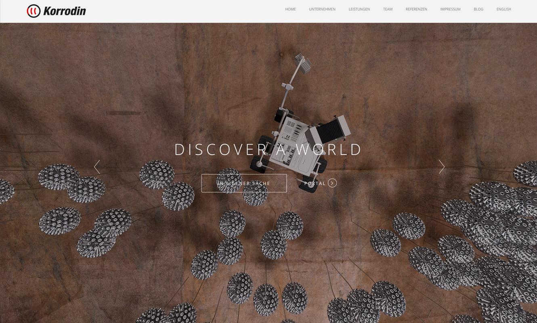 UI / UX Design ist das neues Label in Sachen Website Design