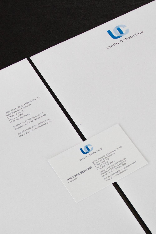Logo Design, Briefbogen, Visitenkarte, Designagentur OINO