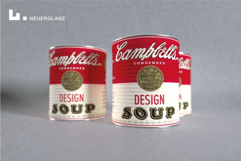 3 x Design Soup 3D-Visualisierung aus Nürnberg