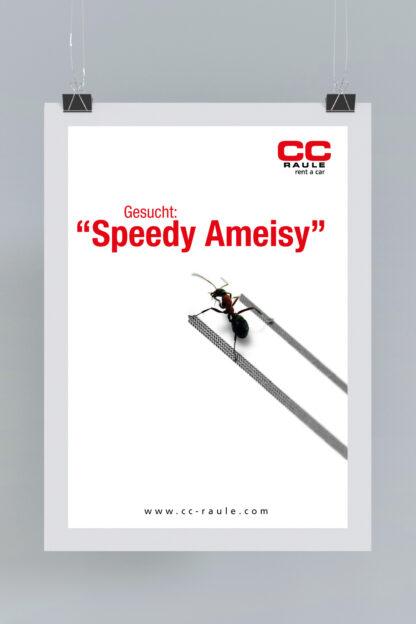 B2B Kampagne: Speedy Ameisy