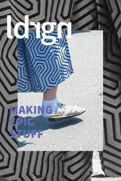 Corporate Design am Beispiel einer Anzeige