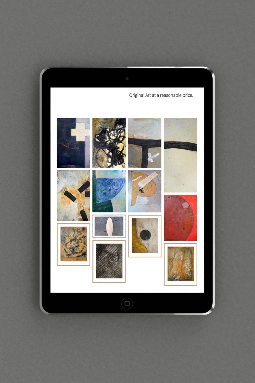 Homepage mit Online Shop kreiert von der Wordpress Agentur OINO
